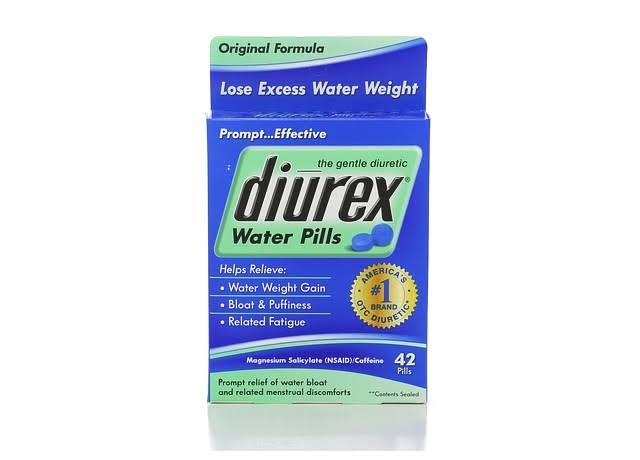 Diurex Prompt & Effective Bloat Relief Water Pills - x42