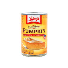 Libbys Pumpkin Pie Mix Ingredients by Libby U0027s Pumpkin Pie Puree Buy Online Sous Chef Uk