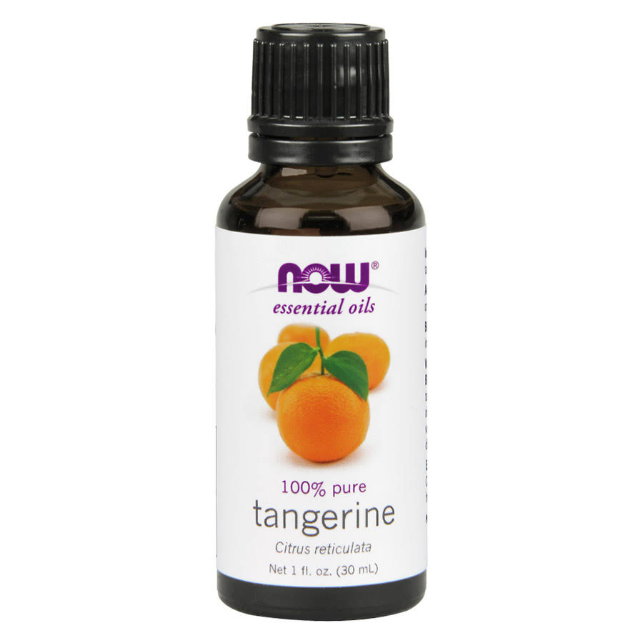 Now Foods Tangerine Oil - 30ml