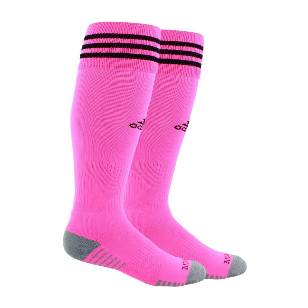 Adidas Copa Zone Cushion IV Socks - Pink/Black - S