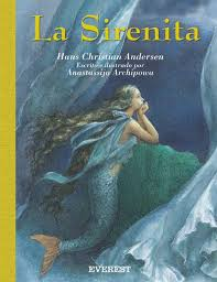 La sirenita – Hans Christian Andersen