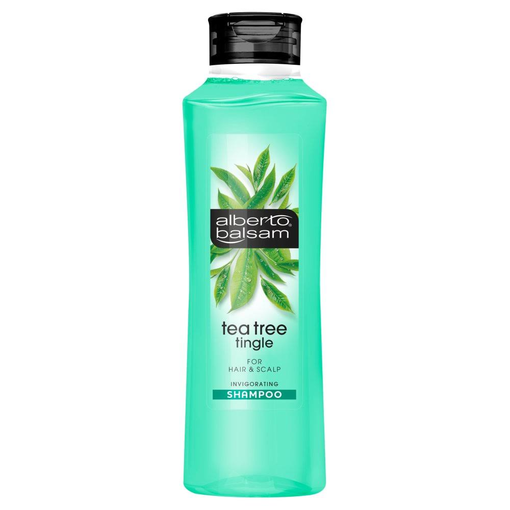 Alberto Balsam Shampoo - Tea Tree Tingle, 350ml