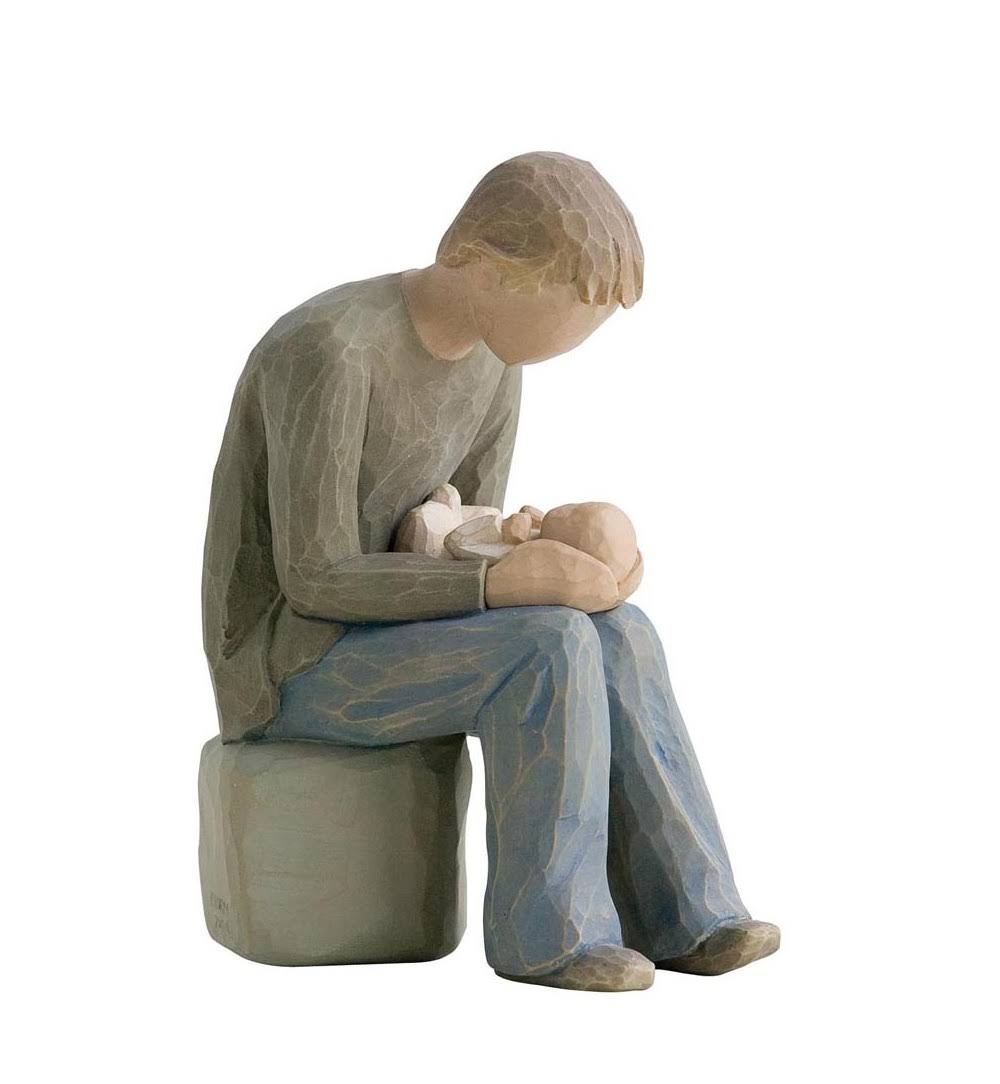 Willow Tree Figurine - New Dad