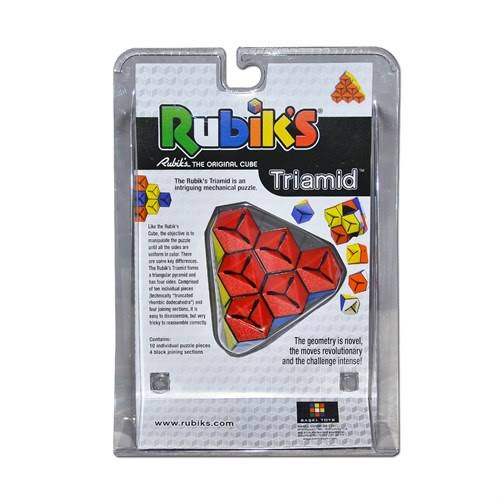 Winning Moves Rubik's Triamid