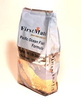 Food Fish Firstmate Pet Foods Pacific Ocean Fish Original