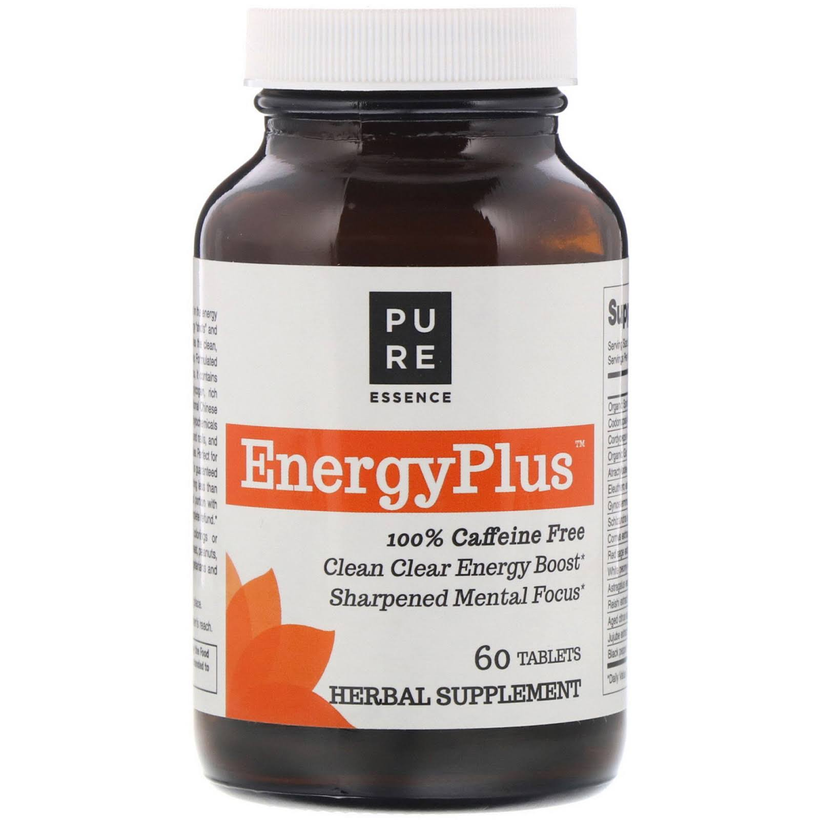 Pure Essence Energy Plus - 60ct