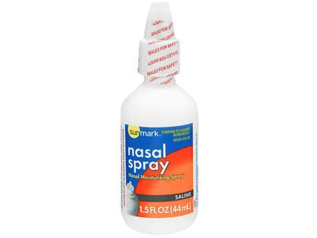 Sunmark Nasal Spray Saline - 44ml