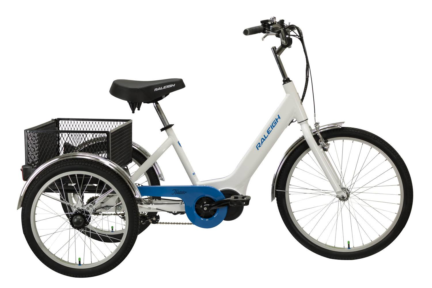 Raleigh Electric Tristar IE E-Trike