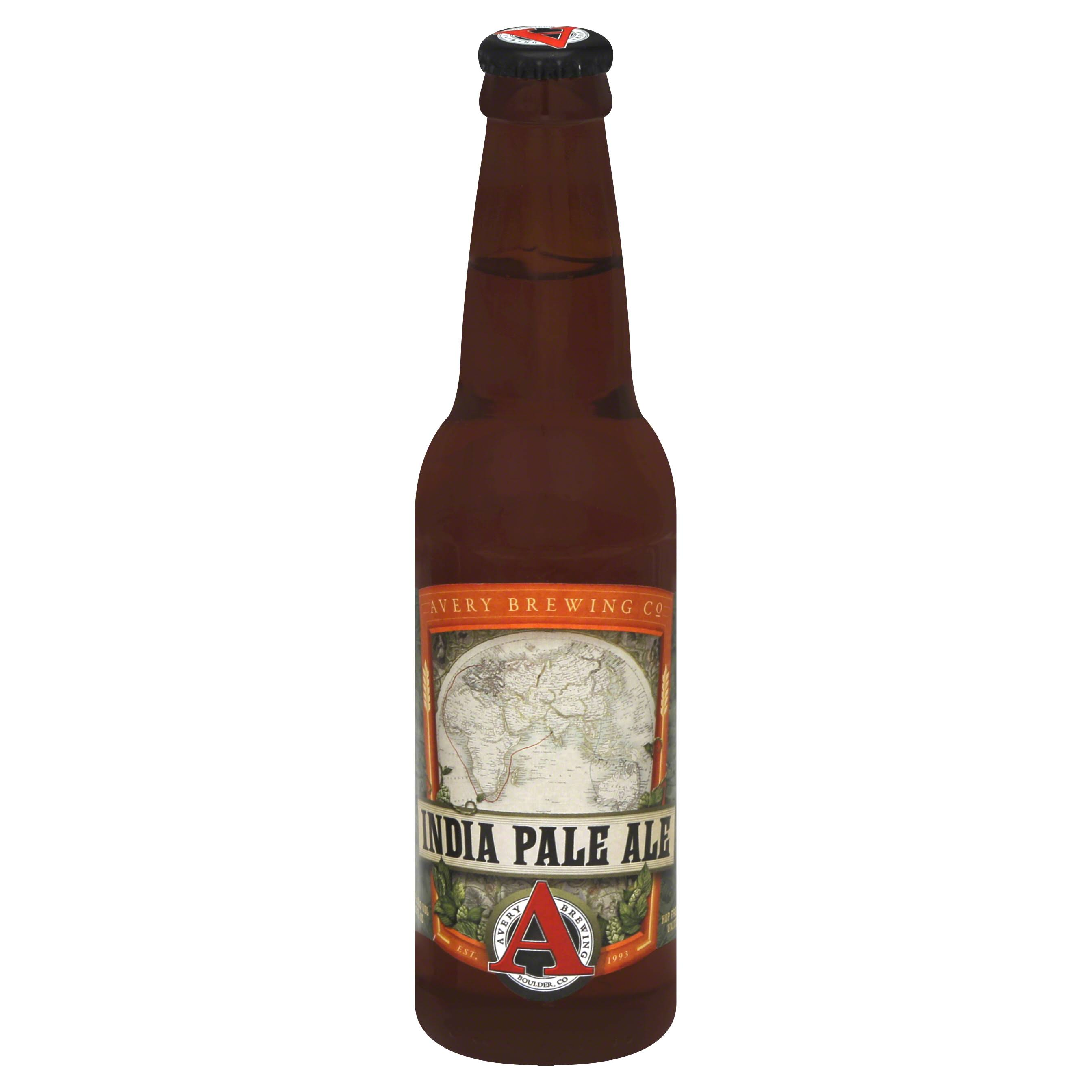 Avery Brewing Ale, India Pale - 12 fl oz