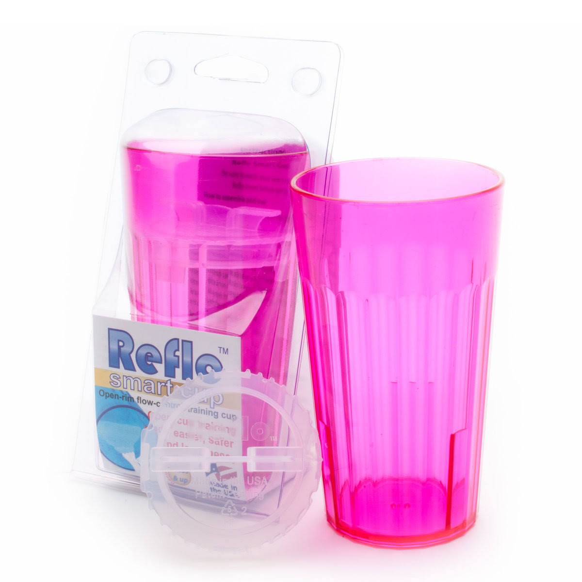 Reflo Smart Training Cup - Red/Violet