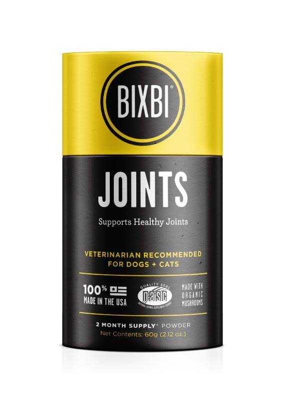 Bixbi Organic Pet Superfood Joints Supplement for Dogs and Cats - 60g