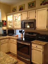 Above Kitchen Cabinet Decorations Pictures by Kitchen Navy Blue Kitchen Decor Kitchen Cabinet Wood Colors Ikea