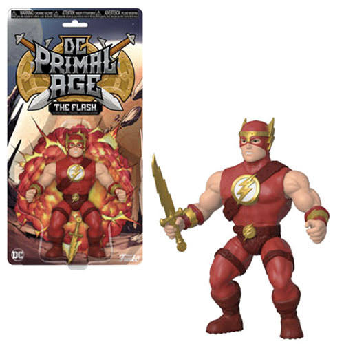 DC Primal Age Flash Savage World Action Figure