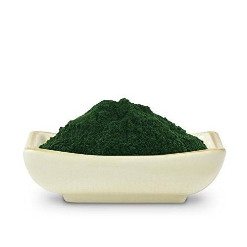 Sunburst Superfoods Organic Spirulina Powder