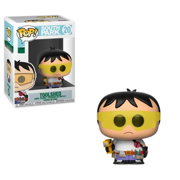 Funko Pop! South Park 20 Toolshed Vinyl Figure
