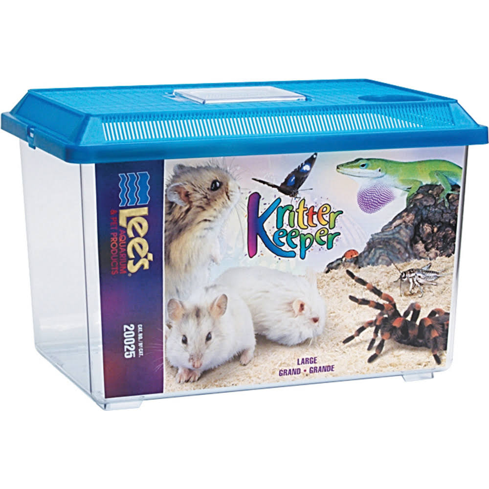 Lee's Aquarium Kritter Keeper - Large