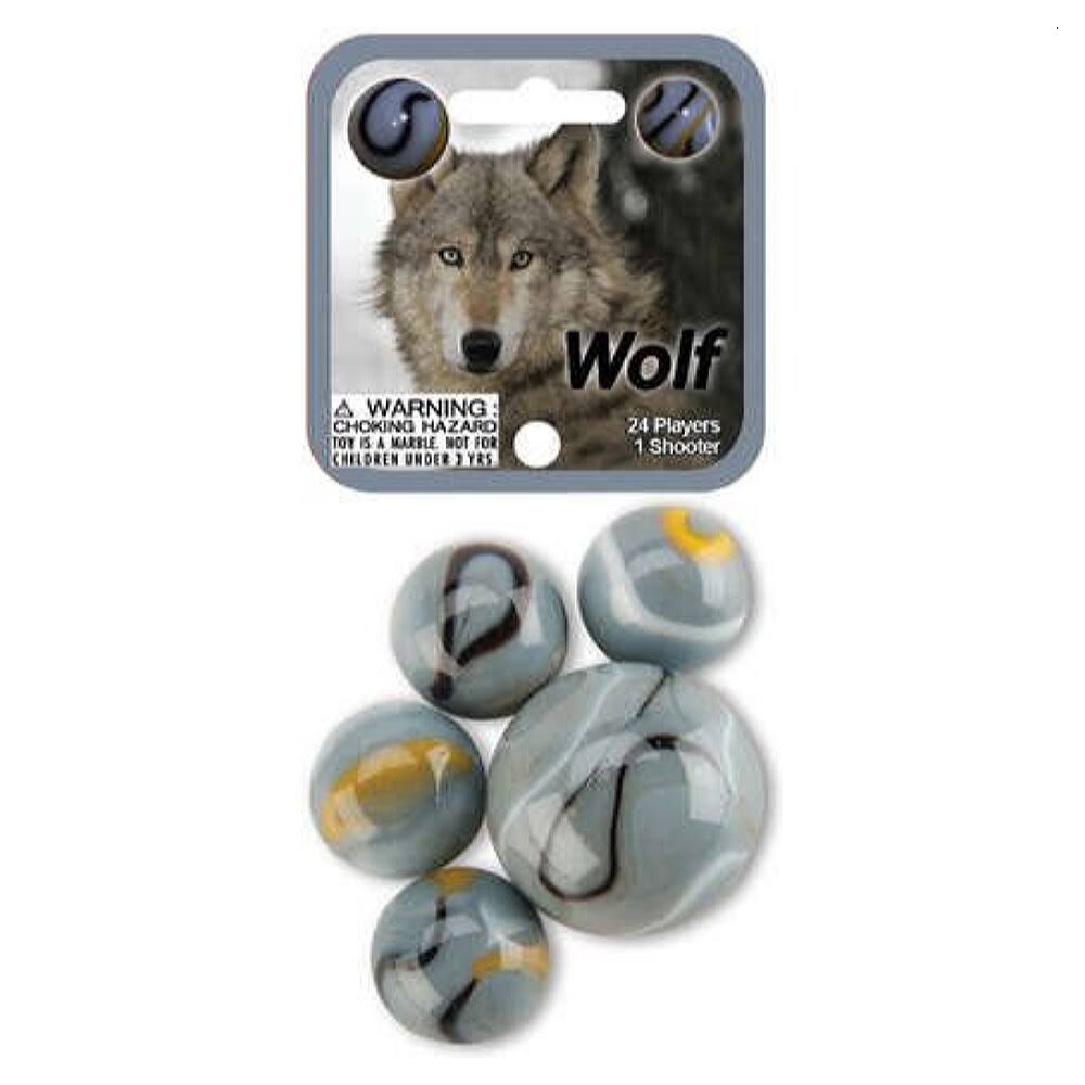 Wolf 24 Player & 1 Shooter Mega Marbles Net Set