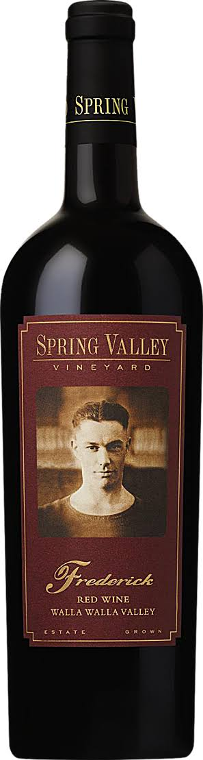 Spring Valley Vineyard Frederick 2008 Red Wine - 750ml