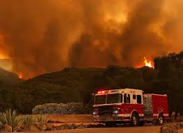 Pumpkin Patch Bakersfield California by Whittier Fire Near Cachuma Lake Destroys 20 Structures Burns 7