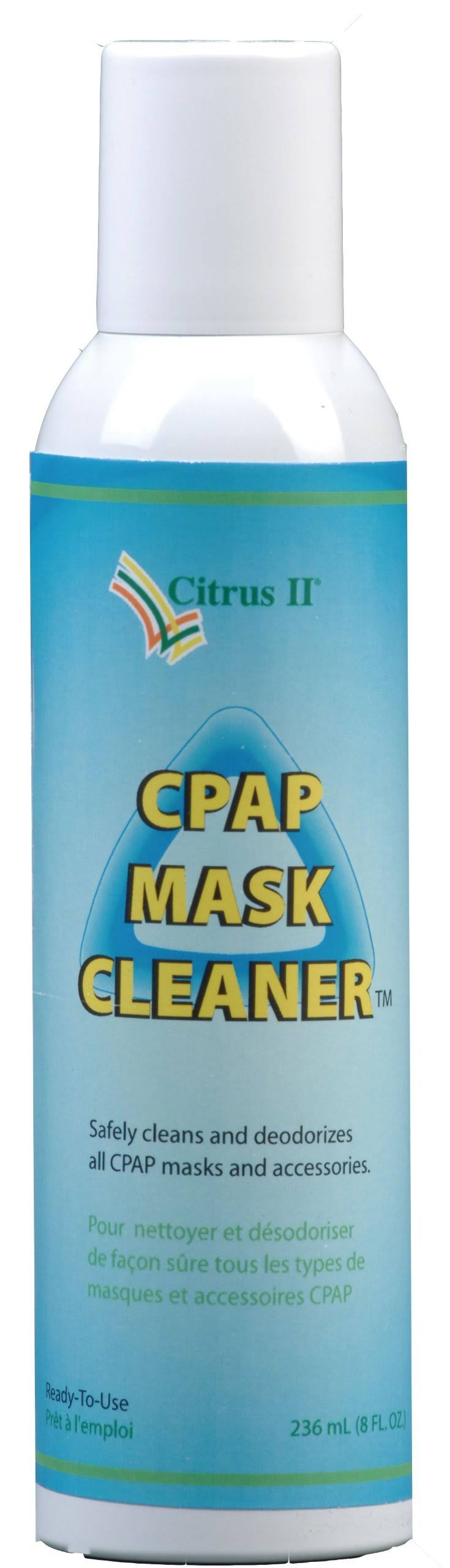 Citrus II CPAP Mask Cleaner - 8oz