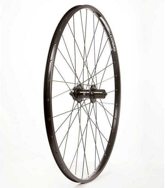 The Wheel Shop Alex DM-18/Formula DC-22 700c Rear - Black - 700c