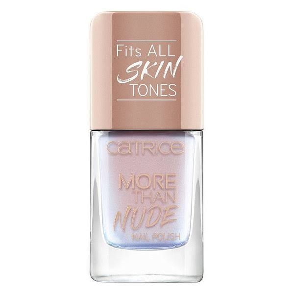 Catrice Nagellack More Than Nude Nail Polish - Shimmer Pinky Swear, 50ml