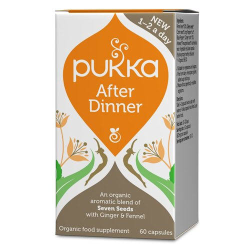 Pukka After Dinner (60 Capsules)