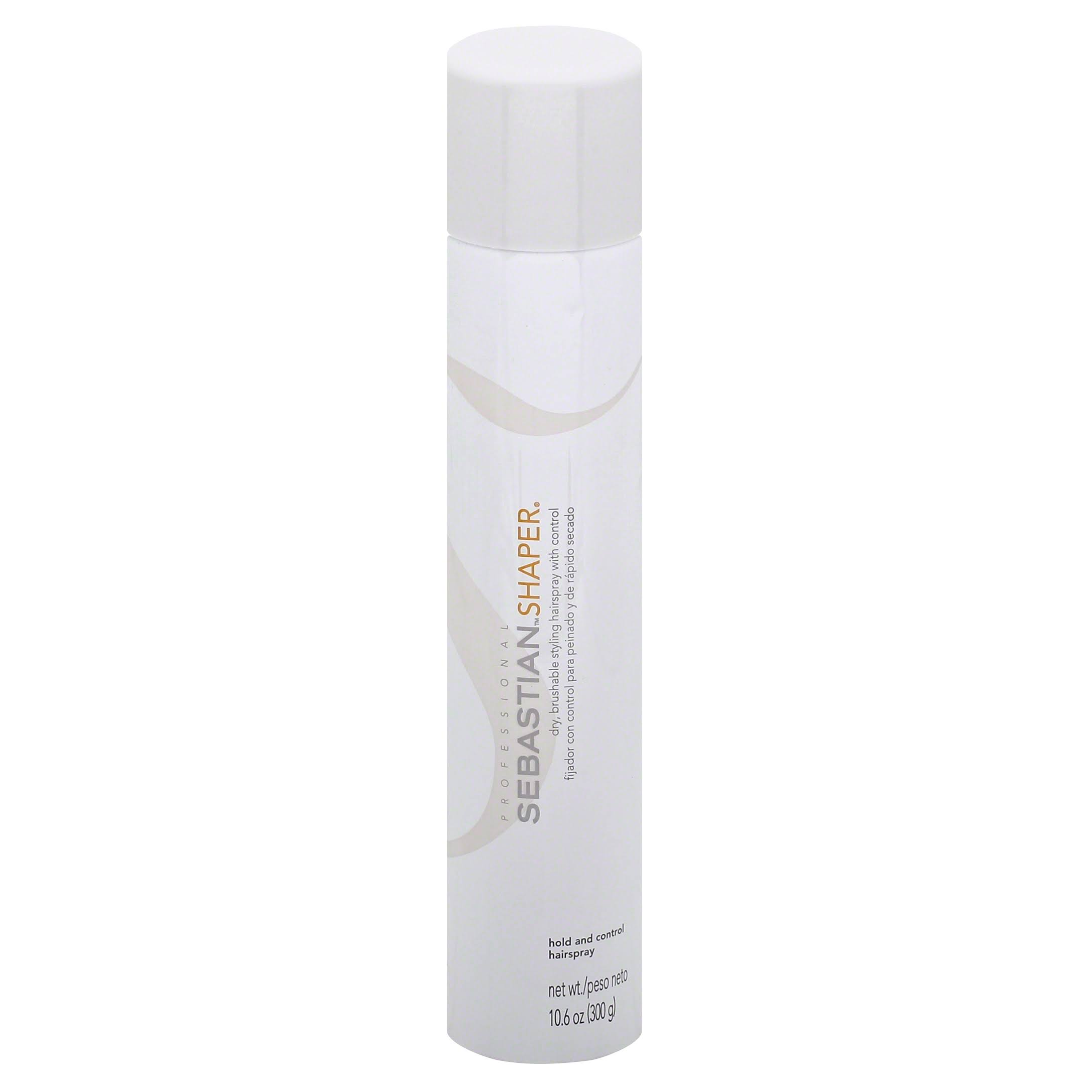 Sebastian Shaper Hairspray - Brushable Styling, 310ml