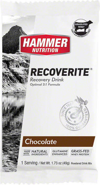 Hammer Recoverite - Single Serving - Chocolate