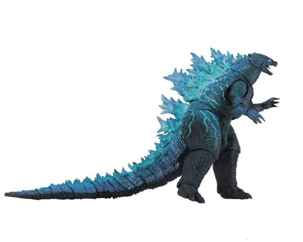 Neca Godzilla V2 Head to Tail Action Figure - 30cm