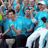 Fórmula 1   Valtteri Bottas se consagró en Japón y le dio un título a ...