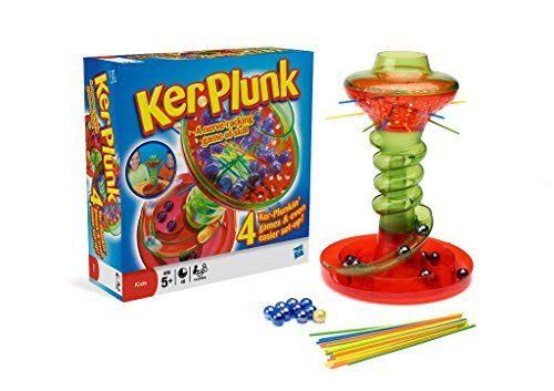 Hasbro KerPlunk Board Game