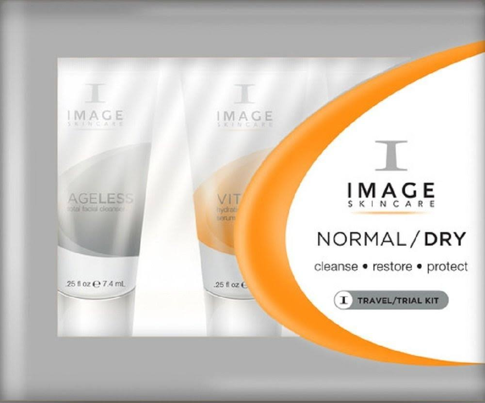 Image Skincare Normal Dry Travel Kit