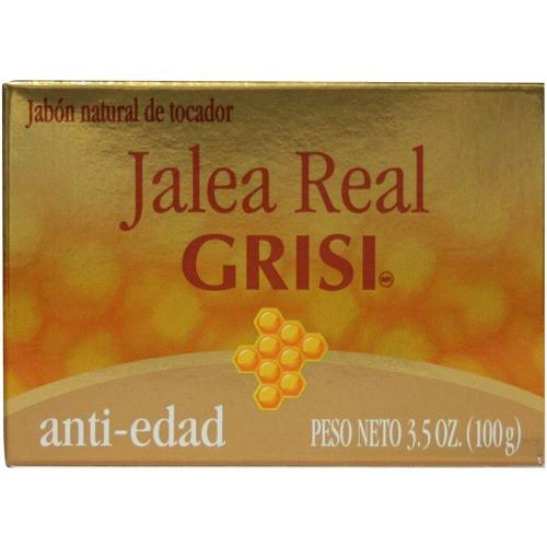 Grisi Royal Jelly Anti Aging Bar Soap - 3.5oz