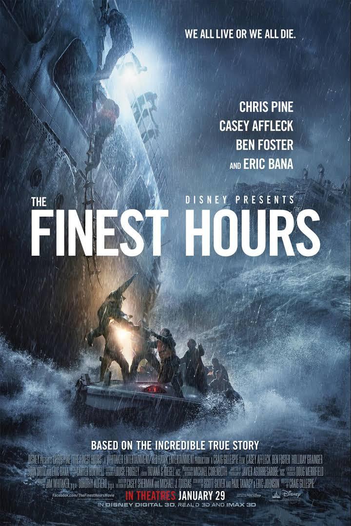 The Finest Hour (2016) ျမန္မာစာတန္းထိုး