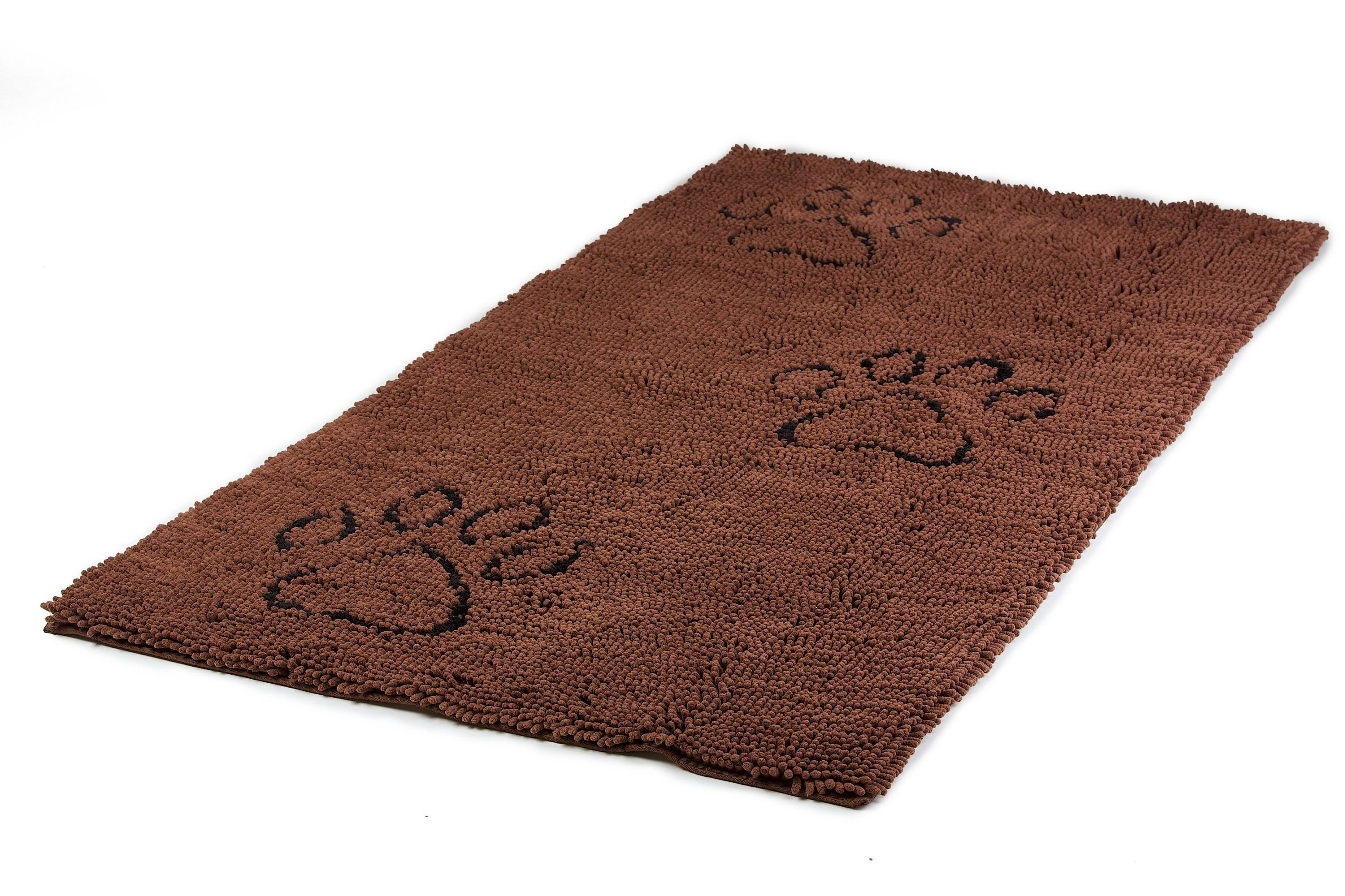 Dirty Dog Doormat Runner - Brown