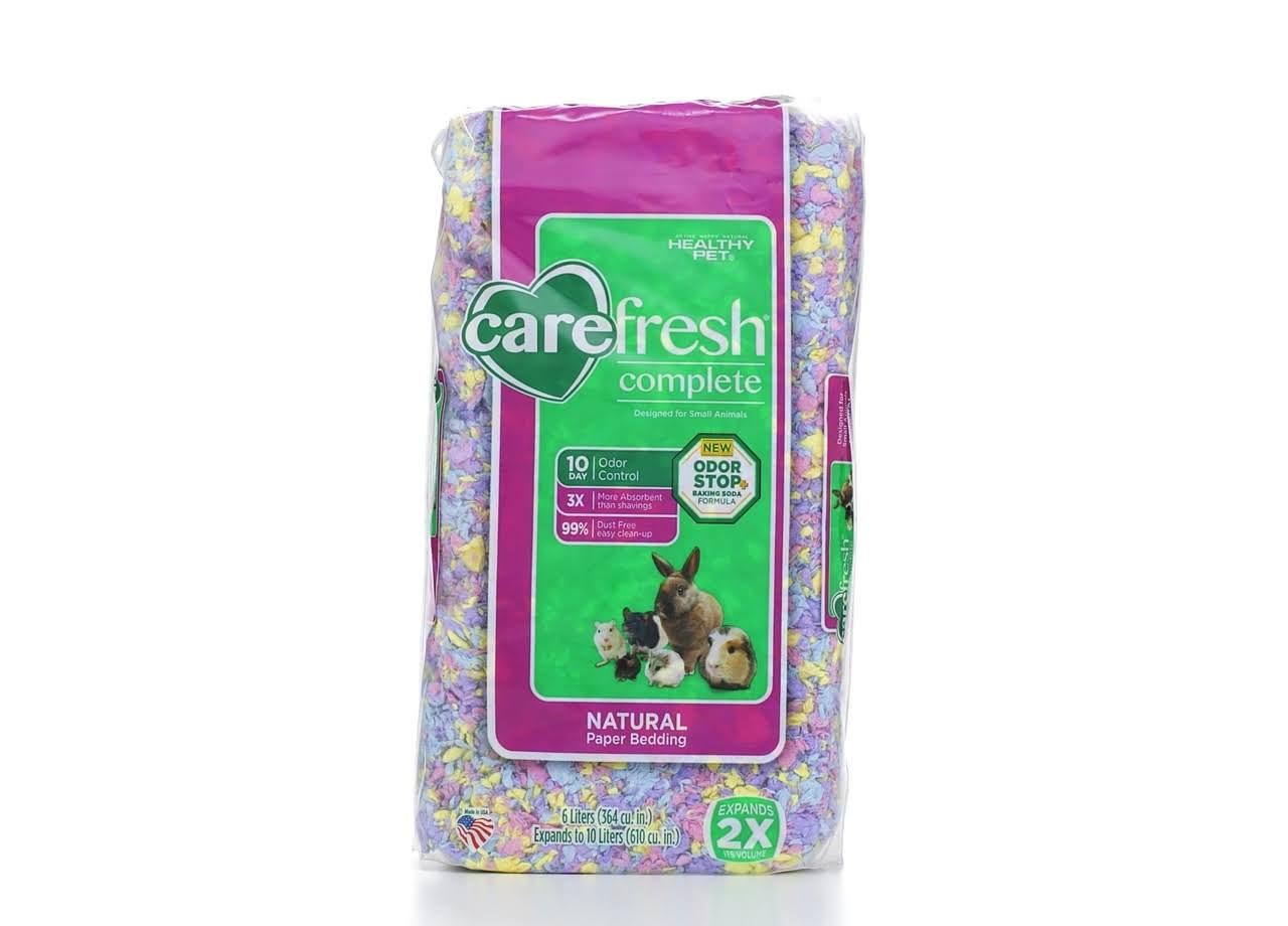 Absorption Corpp Carefresh Complete Confetti Small Animal Bedding - 10l