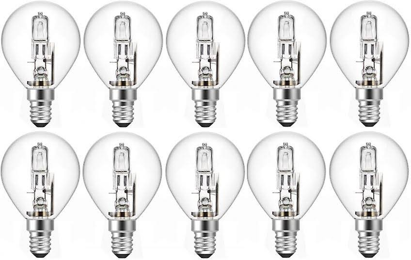 Eveready Eco Golf E14 Light Bulb - Warm White, 33W