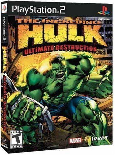 The Incredible Hulk: Ultimate Destruction - Playstation 2