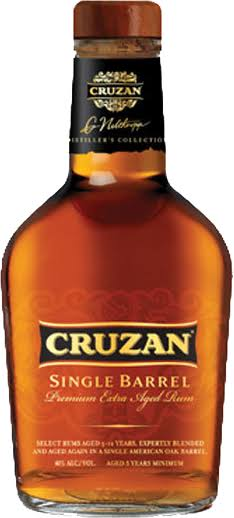 Cruzan Rum - Single Barrel, 750ml