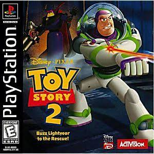 Toy Story 2: Buzz Lightyear to the Rescue - PlayStation 1