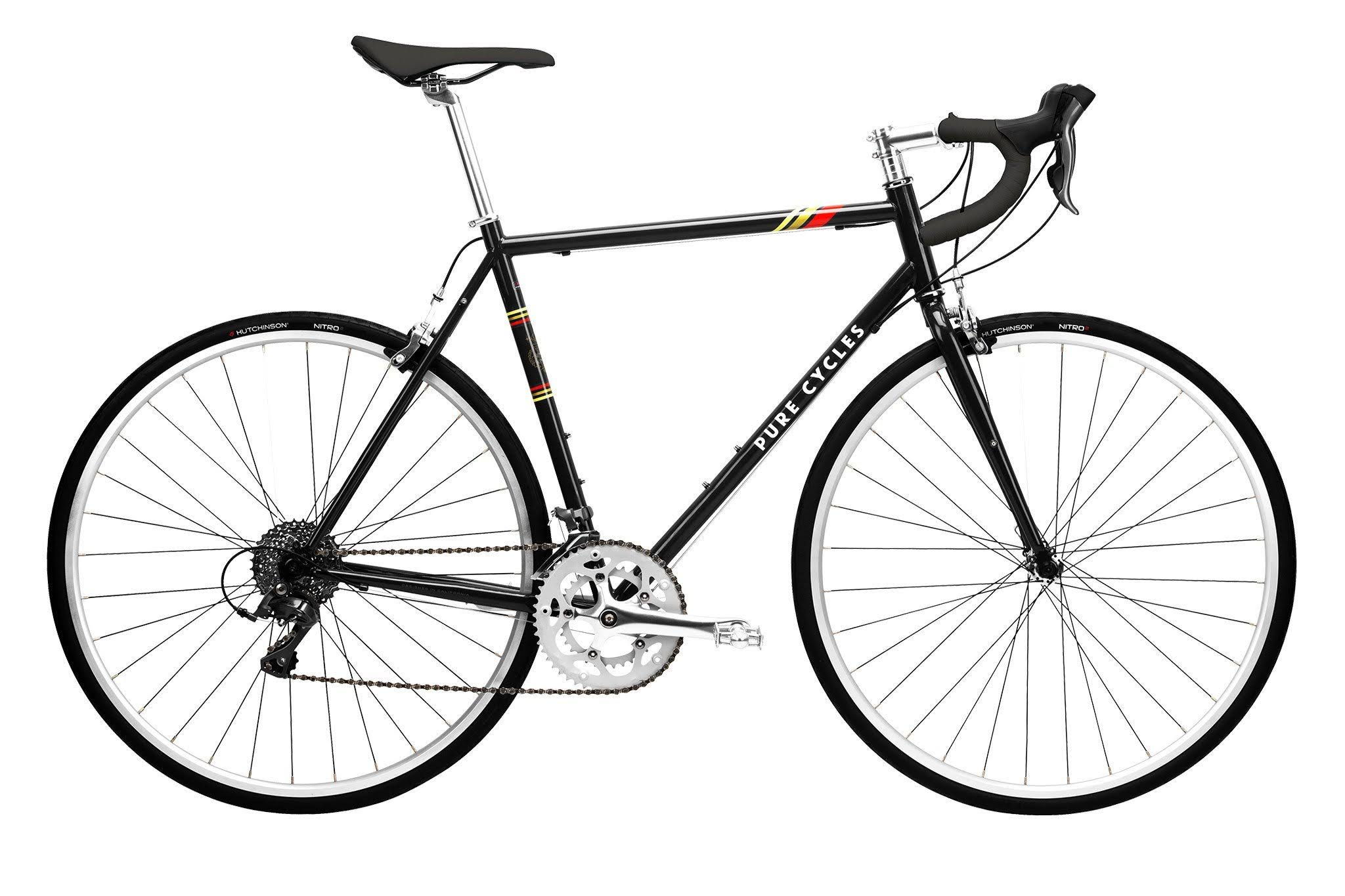 Pure Cycles Road - Drop Bar : Veleta 51/S