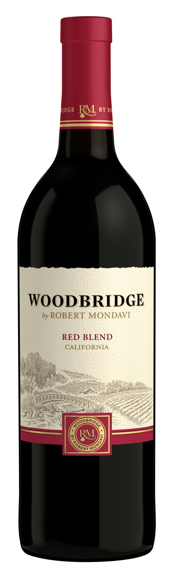 Woodbridge Red Blend, California, 2015 - 750 ml