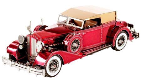 Metal Earth 1934 Packard Twelve Convertible 3D Model Kit