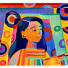 Google Doodle honors Pacita Abad, prized Philippine artist who ...