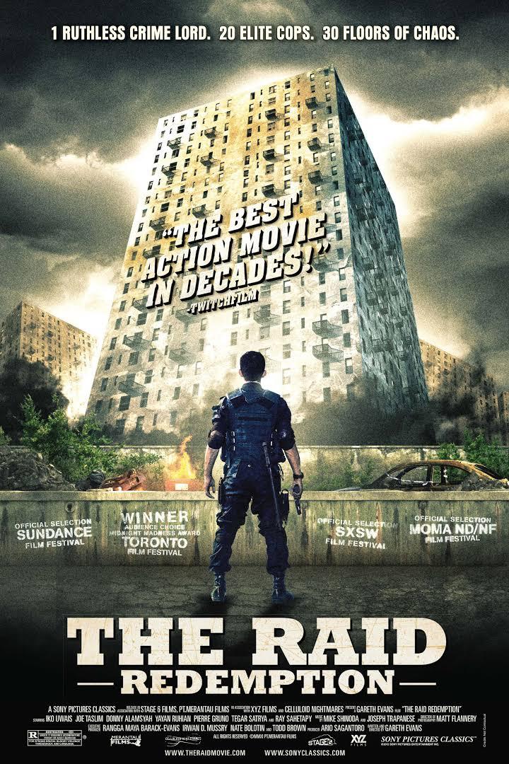 The Raid Redemption Full Movie Download BluRay