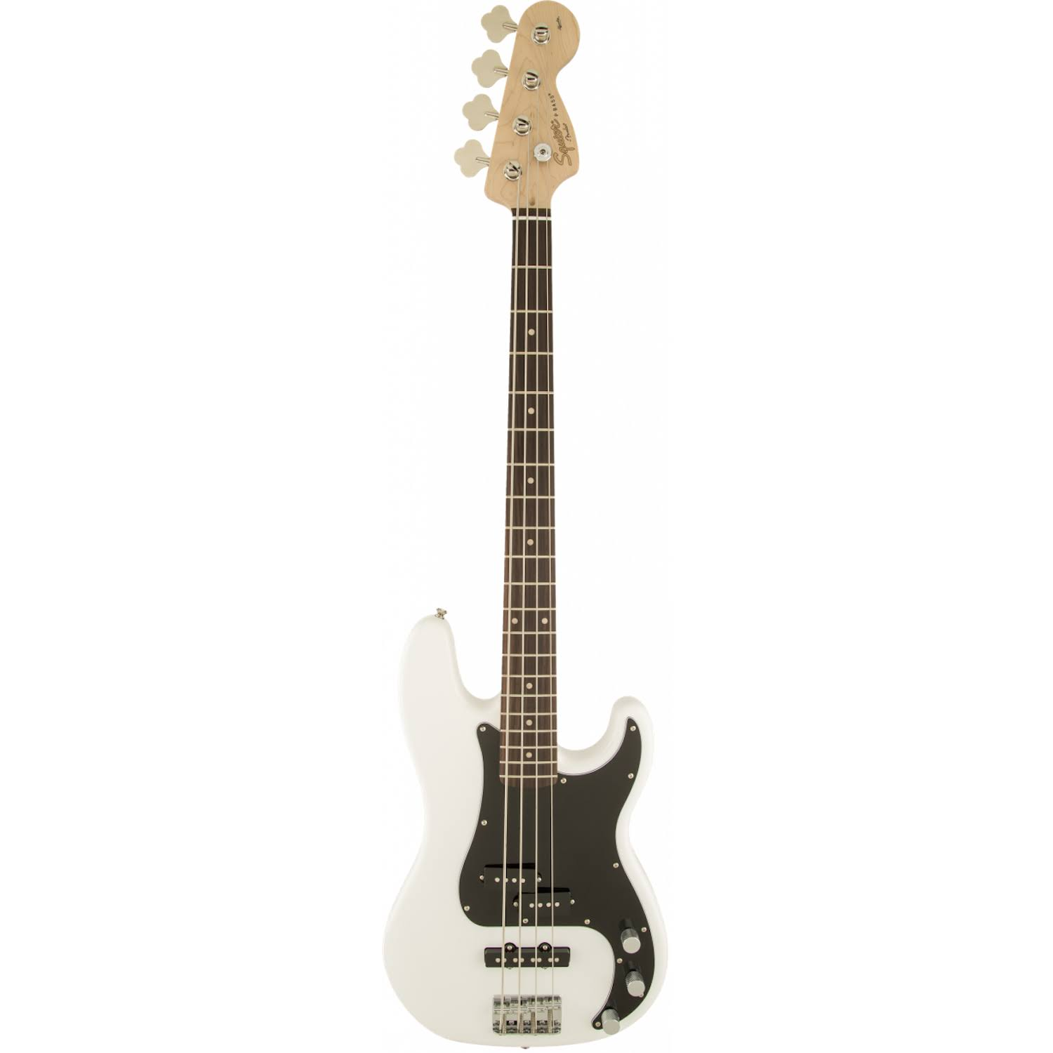 Fender Squier Affinity Precision PJ Bass - Olympic White