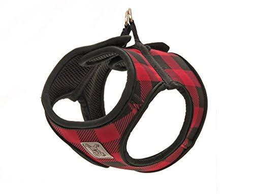 Rc Pet Products Cirque Walking Dog Harness - Red