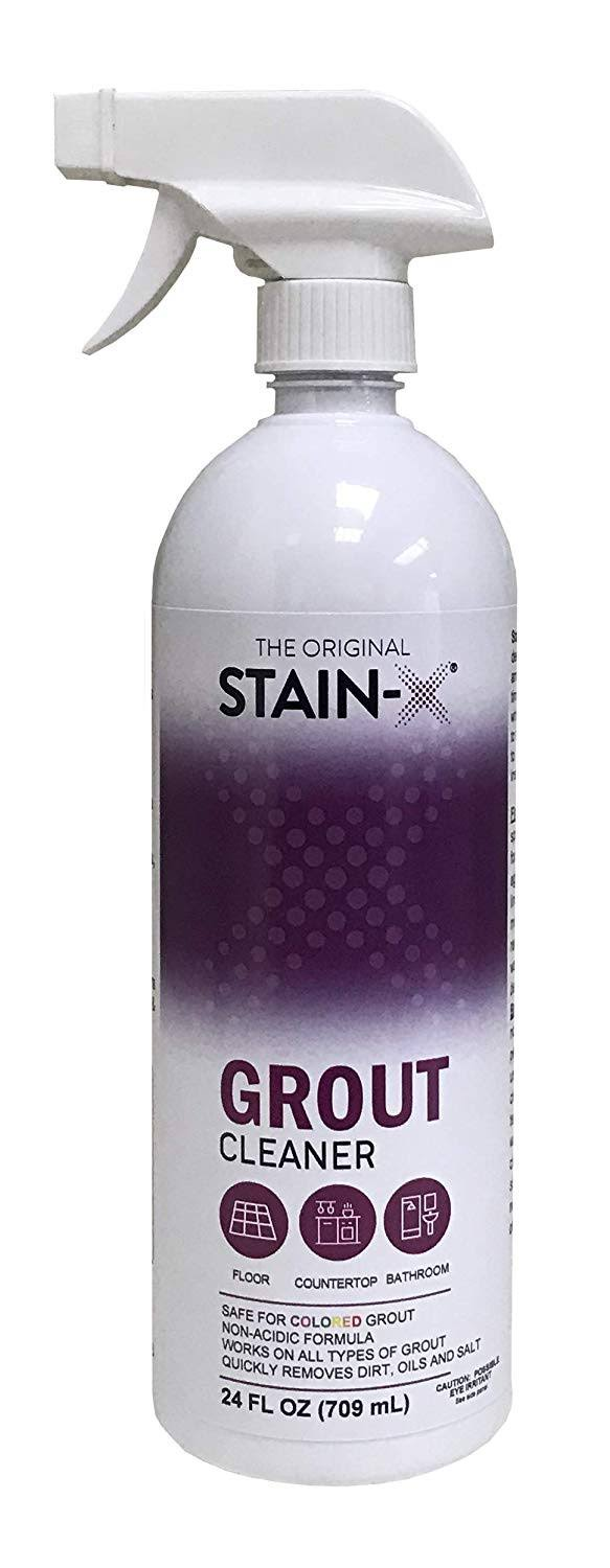Stain-X 54024 Pro Grout Cleaner - 24oz