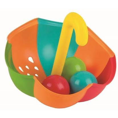 Hape Rainy Day Catching Set Bath Toy